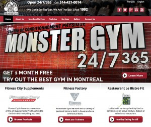 Monster Gym